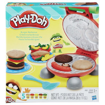 Massinha Play-doh - Festa Do Hamburguer