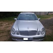 Mercedes-benz E320 Avantgarde Ano 2003 - Top De Linha!