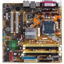 Placa Mãe 775 Asus P5ld2-vm +cd+manual+espelho