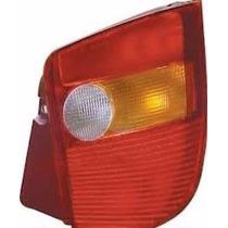 Lanterna Traseira Palio 96 A 2000 E Young Tricolor Direito