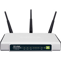 Roteador Wireless 300mbps Tp-link Tl-wr 941nd Wifi 3 Antenas