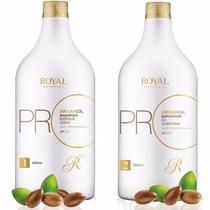 Escova Progressiva Royal Promax Pronta Entrega Original!