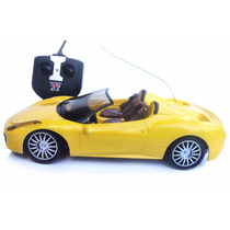 Carro Carrinho Controle Remoto 7 Funções