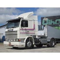 Scania R113 360 4x2 1997 C/ar Condicionado Reformado