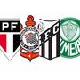 Cartela De Adesivos Times De Futebol Brasileiro
