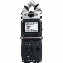Gravador Voz Digital Zoom H5 Handy Record X Y H - 5 + 2gb