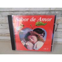Cd Sabor De Amor Vol,2 Take My Heart Nacional