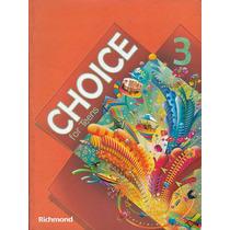 Livro Choice For Teens 3 - Richmond