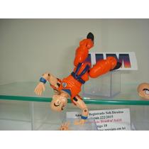 Dragon Ball Z Kuririm Boneco Articulável Pronta Entrega