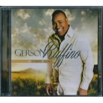 Cd Gerson Rufino - De Corpo E Alma [bônus Playback]