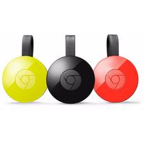 Novo Google Chromecast 2 Hdmi 1080p 2015 Original Lacrado