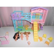 Casa Da Arvore Da Kelly Mattel R$90,00 + Frete