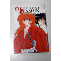 Manga Samurai X Rurounin Kenshin Vol1 Raro! Novo! Jbc