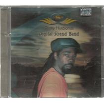 Cd Ricky Husbands Digital Sound Band Ex Banda Jimmy Cliff