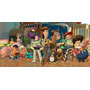 Painel Decorativo Festa Toy Story Woody Buzz [2x1m] (mod3)