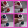 5x Esmalte Gel Uv Led Colorido Esmalte Gel Uv / Led
