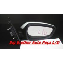 Retrovisor Hyundai Hb20 Com Pisca Elétrico Original L/d
