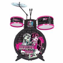 Bateria Infantil - Monster High - Fun