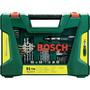 Kit V Line Acessórios Brocas E Bits Jogo C/ 91 Peças - Bosch
