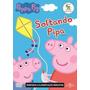 Dvd Peppa Pig: Soltando Pipa Original Novo