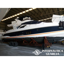 Intermarine 600 Full 2006 | Azimut Ferretti Phantom Cimitarr