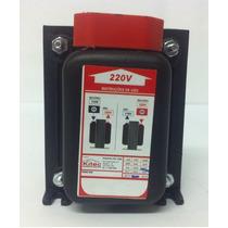 Transformador Inversor Conversor De Voltagem 120w 110v 220v