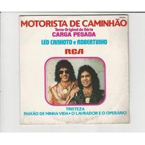 Léo Canhoto E Roberttinho - 1979 - Compacto - Ep 42