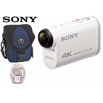 Sony X1000v 4k Action Cam Wi-fi® Gps + Bateria Extra + Case