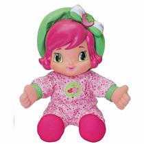 Boneca Moranguinho Baby Multibrink 7313 Brinquedo Menina Nf