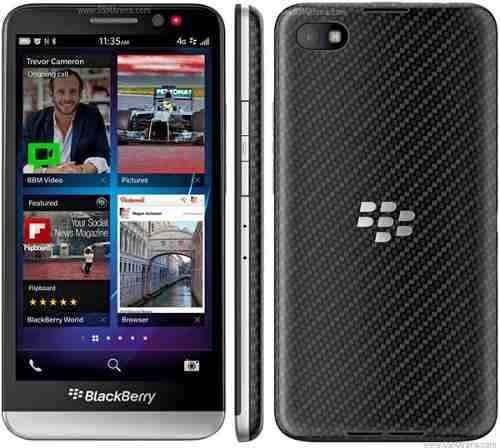 Blackberry Z30 4g Tela De 5 Super Amoled 1.7ghz 16gb