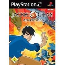 Jackie Chan Adventures Ps2 Patch + 2 De Brinde