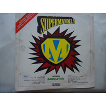 Disco Vinil Lp Supermanoela Internaciona ##