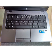Ultrabook Hp I5 Elitebook 840 Quase Novo 8 Gb Hd 500gb Lindo