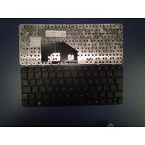 Teclado Netbook Hp Mini 210 Séries Padrao Ç Sem O Frame