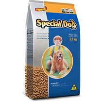 Raçao Para Cães Special Dog Premium Carne 25 Kg