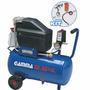 Compressor De Ar Gamma 24 Litros 2 Cv + Kit De Pintura -220v