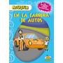 Agustin En La Carrera De Autos De Tosi Carolina Pieiro Azul