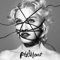 Cd Madonna - Rebel Heart - Original