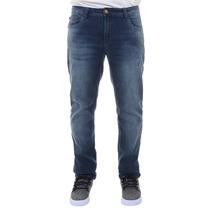 Calça Masculina Mcd Jeans Denim Slim Fit