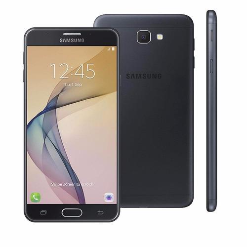 Celular Samsung Galaxy J7 Prime Preto Tela 5.5 ´ ´ 32gb