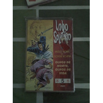 Mangá Lobo Solitário ¿ Sampa Editora