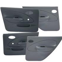 Kit 4 Forros Porta Revestimento Fiesta 4 Portas 96/01 Manual