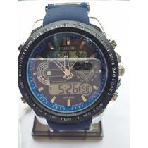 Relógio Masculino Esportivo Pulso Led Digital A Prova Dágua