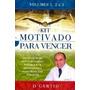 Livro Kit Motivado Para Vencer Volume 1 2 E 3 Cód. 13605