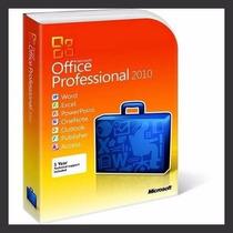 Office Professional Plus 2010 - Chave Original - Garantia