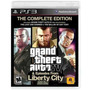 Gta 4 Grand Theft Auto Iv Ps3 Midia Fisica Novo Liberty City