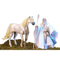 Lord Of The Rings - Gandalf E Shadowfax - Senhor Aneis- Novo