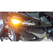 Seta Carenagem Ninja 250r Kawasaki Led Ninjinha 250 Moto