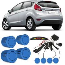 Sensor De Estacionamento New Fiesta Azul Califórnia