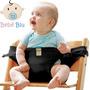 Bebê Cadeira Alimentação Portátil Segurança Infantil Assento